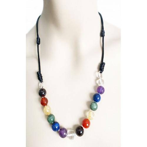 Halskette Chakra