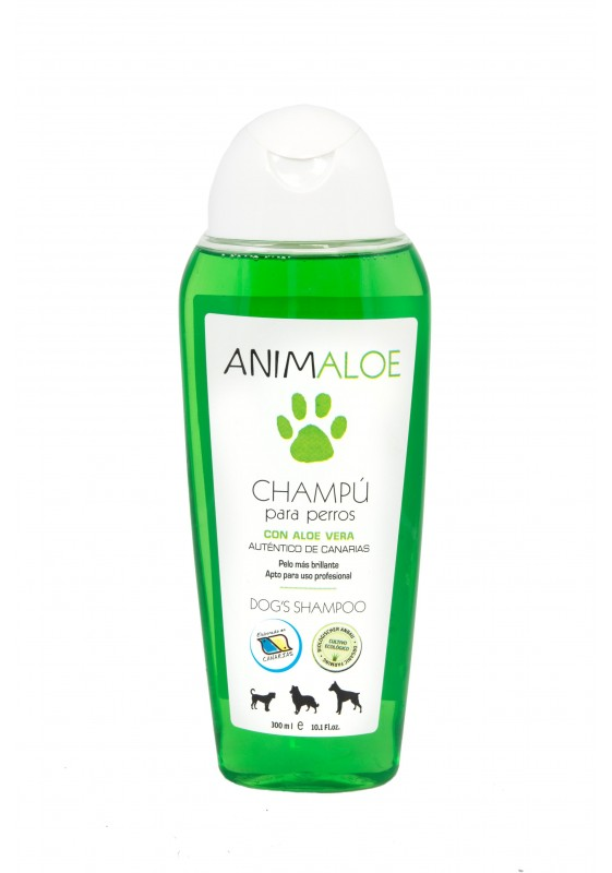 Shampooing pour chiens