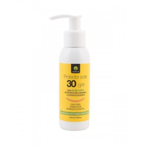 Crème solaire SPF 30