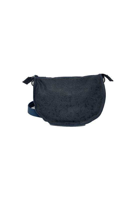 Blue print bag