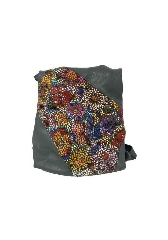 Fleurs de sac à dos