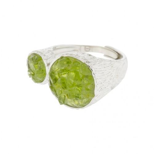 Olivine Ring AN505