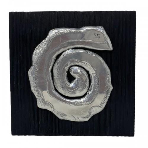 Spirale en aluminium