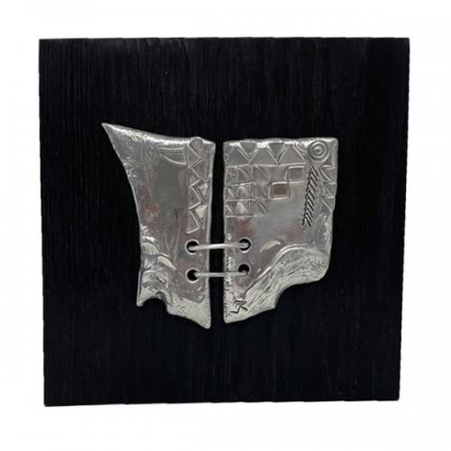 Aluminum art