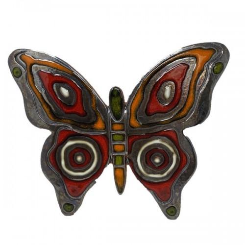 Monark sommerfugl