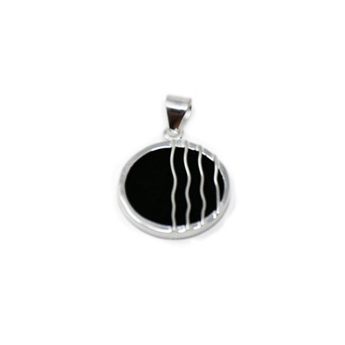 New moon pendant CO02