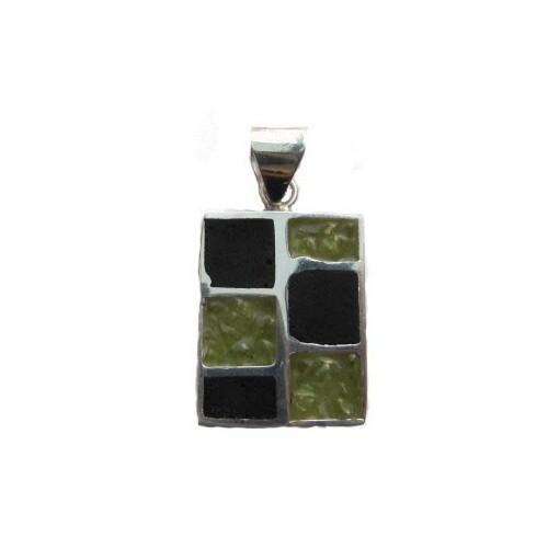 Mer de lave et olivine