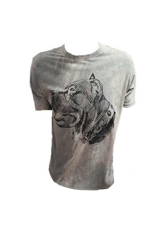 Hund T-skjorte