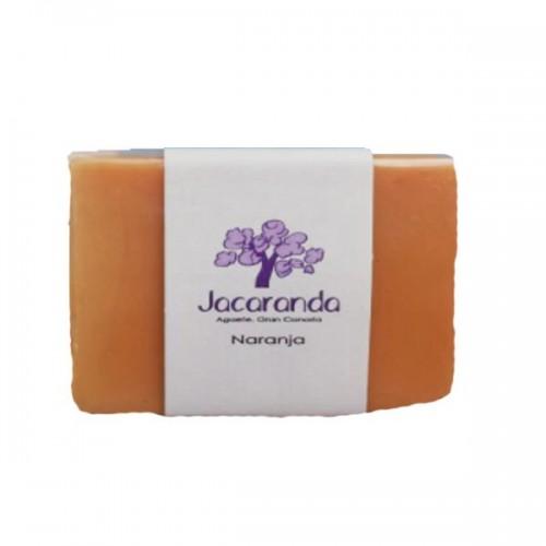 Oransje såpe