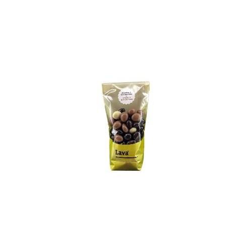Chocolate con almendras 250 gr