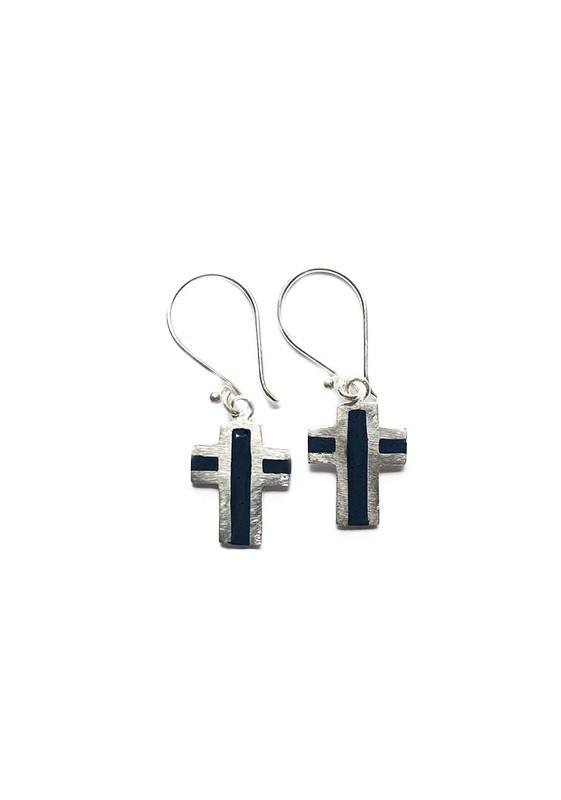 Crucifix de lave PE08