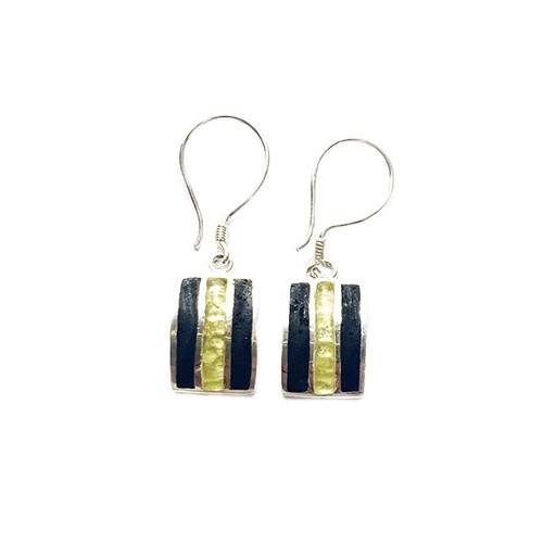 Olivine earrings PE010