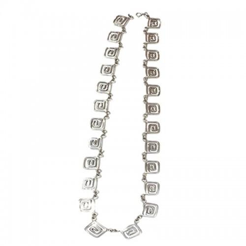 Collana d'argento
