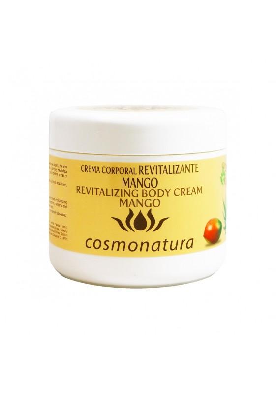 Crème pour le corps à la mangue d'argan