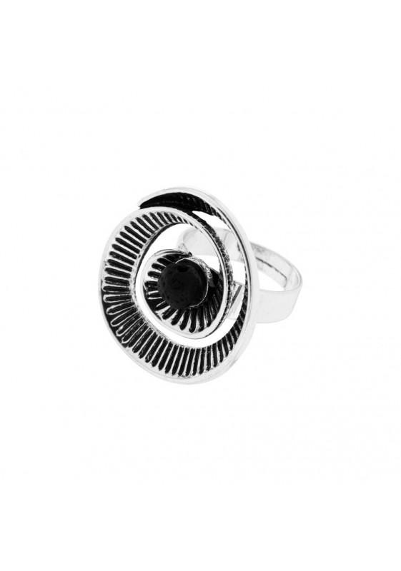 Adjustable Olivine Ring AN144