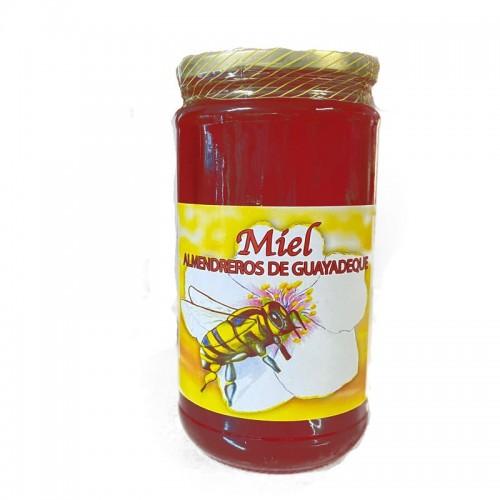 Miel de Guayadeque, Almendrero