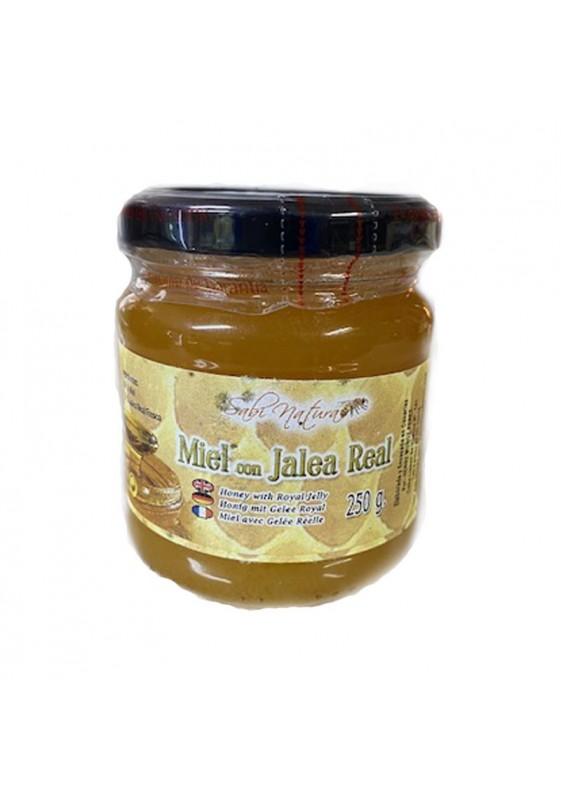 Honig mit Gelee Royale